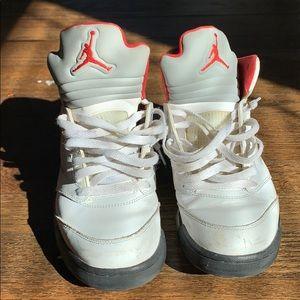Jordan bred retro 5s